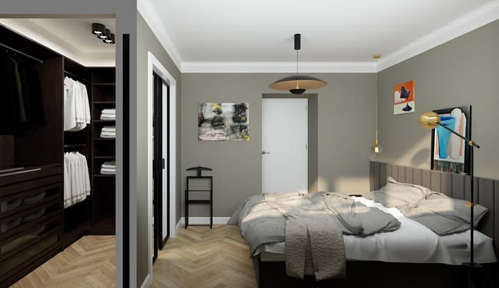 small-bed-small-room-ideas-purple_pracownia