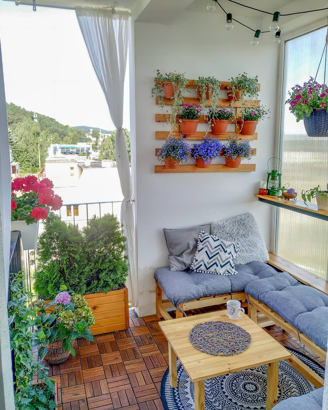 Beautiful Balcony Ideas -bohothica
