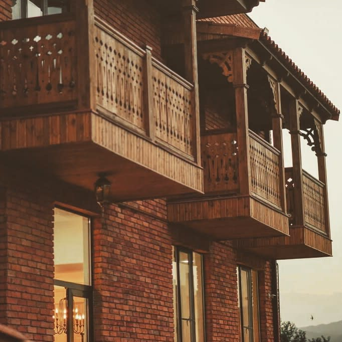 Wooden Balcony Ideas -woodenhouse97