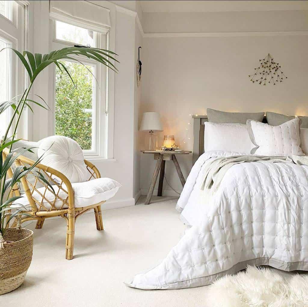 Bedroom Bay Window Ideas -becshomestyle