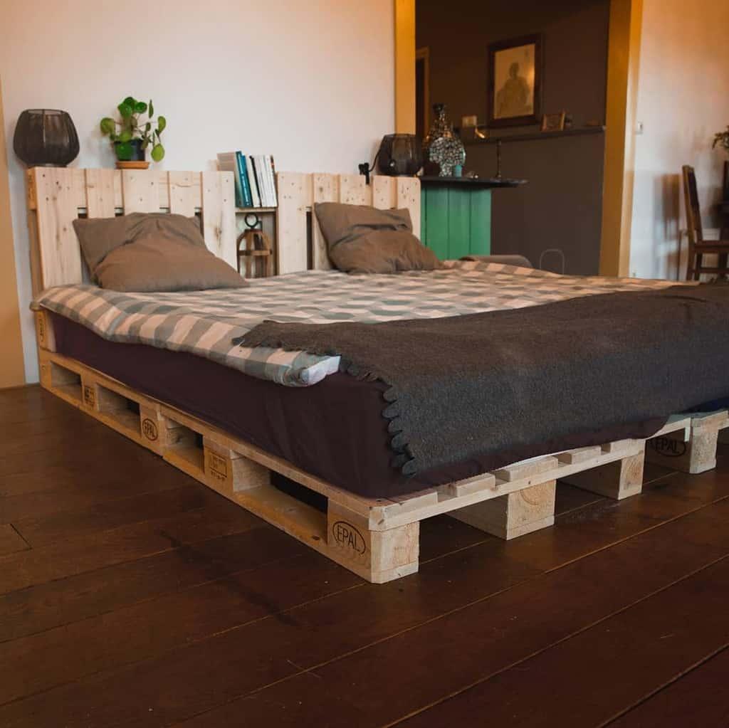Bedroom Pallet Furniture Ideas -perfectpallet.nl