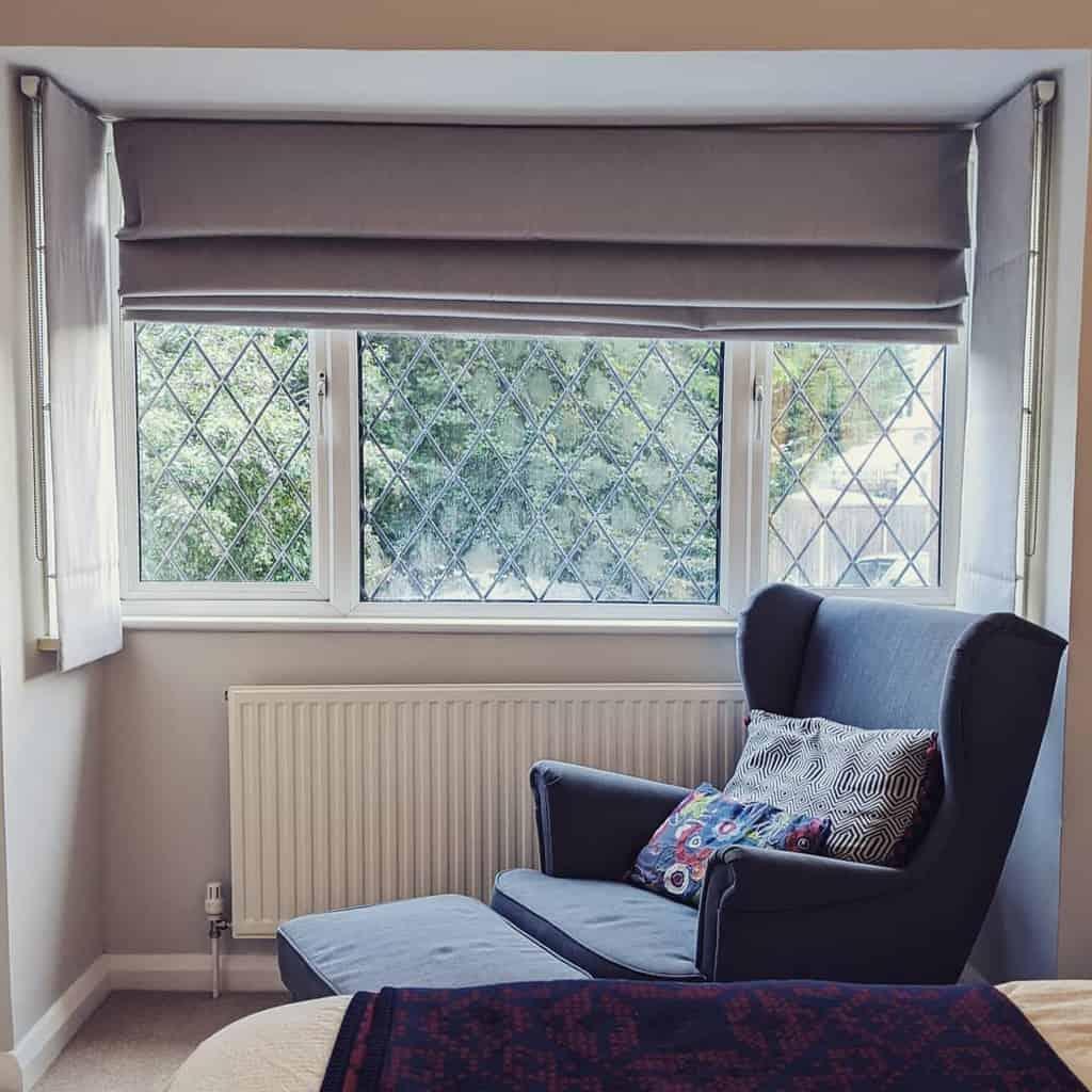 Blinds Bay Window Ideas -donebychristmas