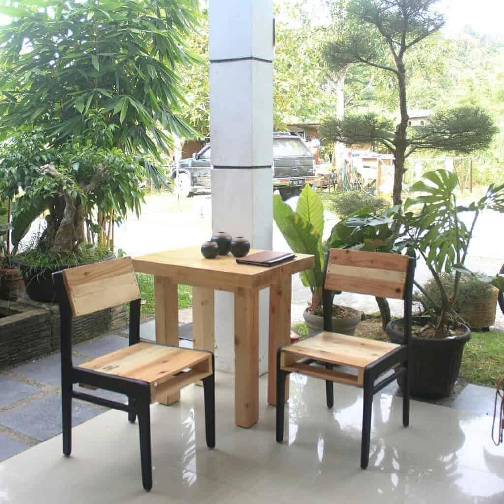 Chair Pallet Furniture Ideas -rusthuiz