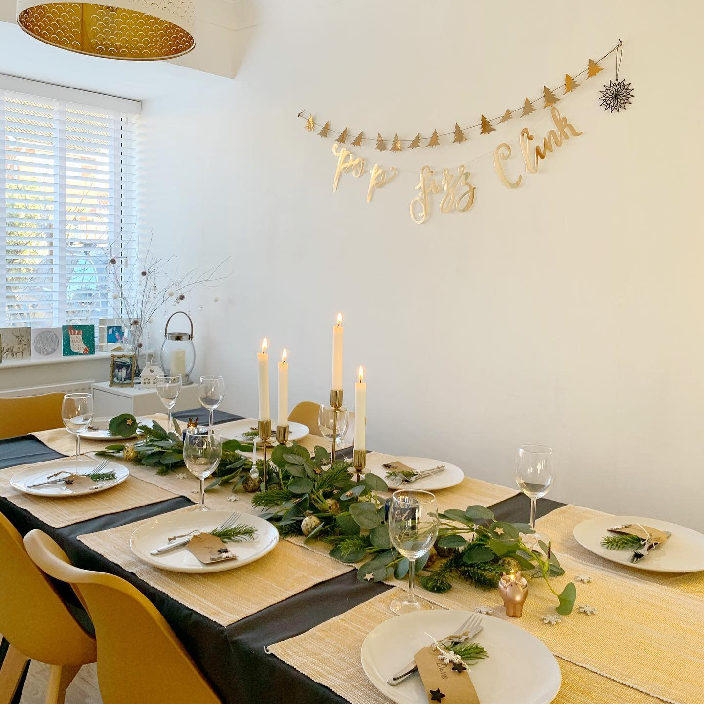Table Christmas Decorating Ideas -kate__b