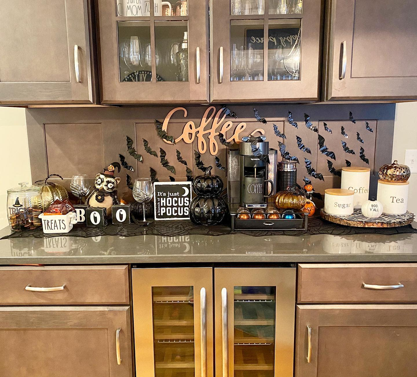 The Top 9 Coffee Station Ideas
