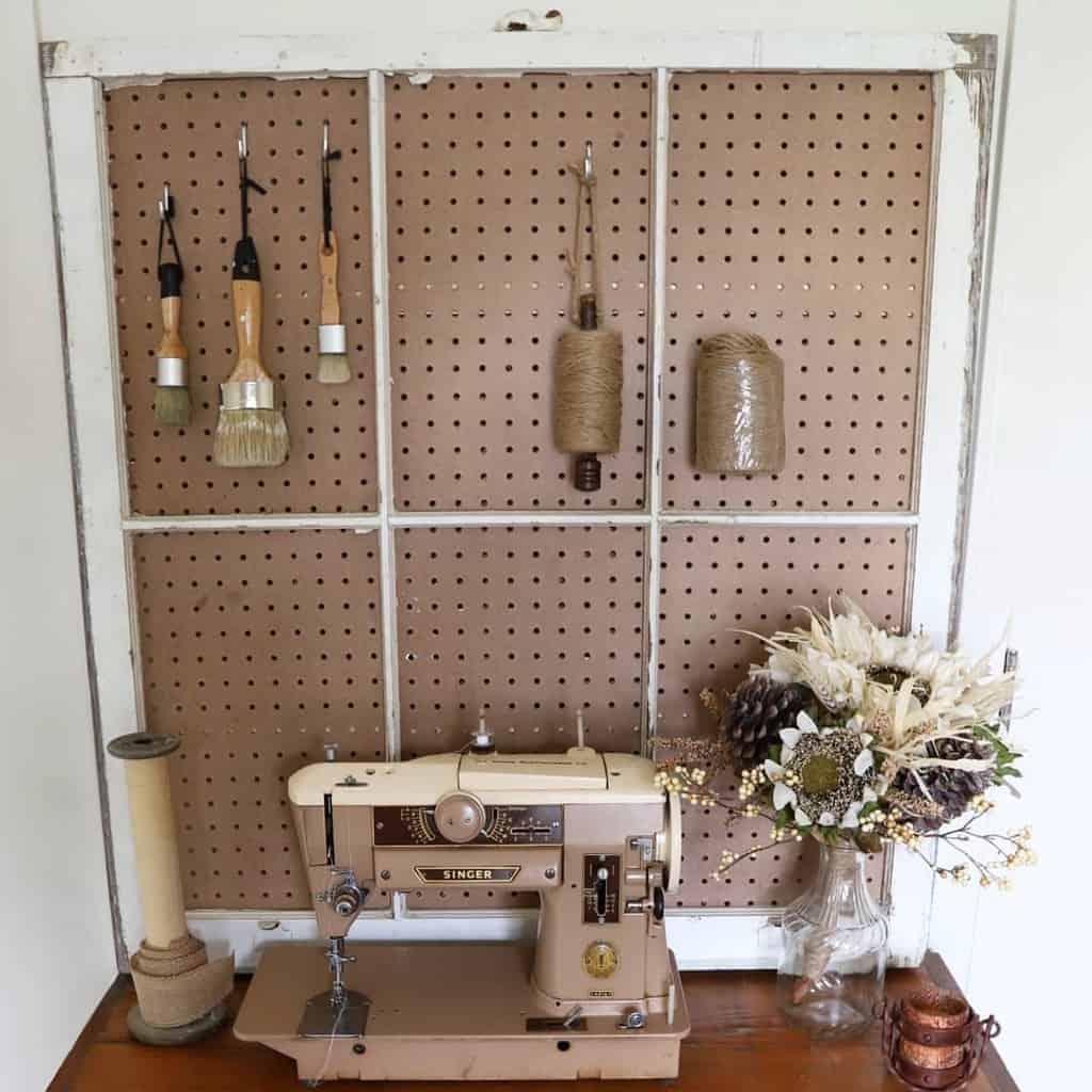 Craft Old Window Ideas -unpolishedgems