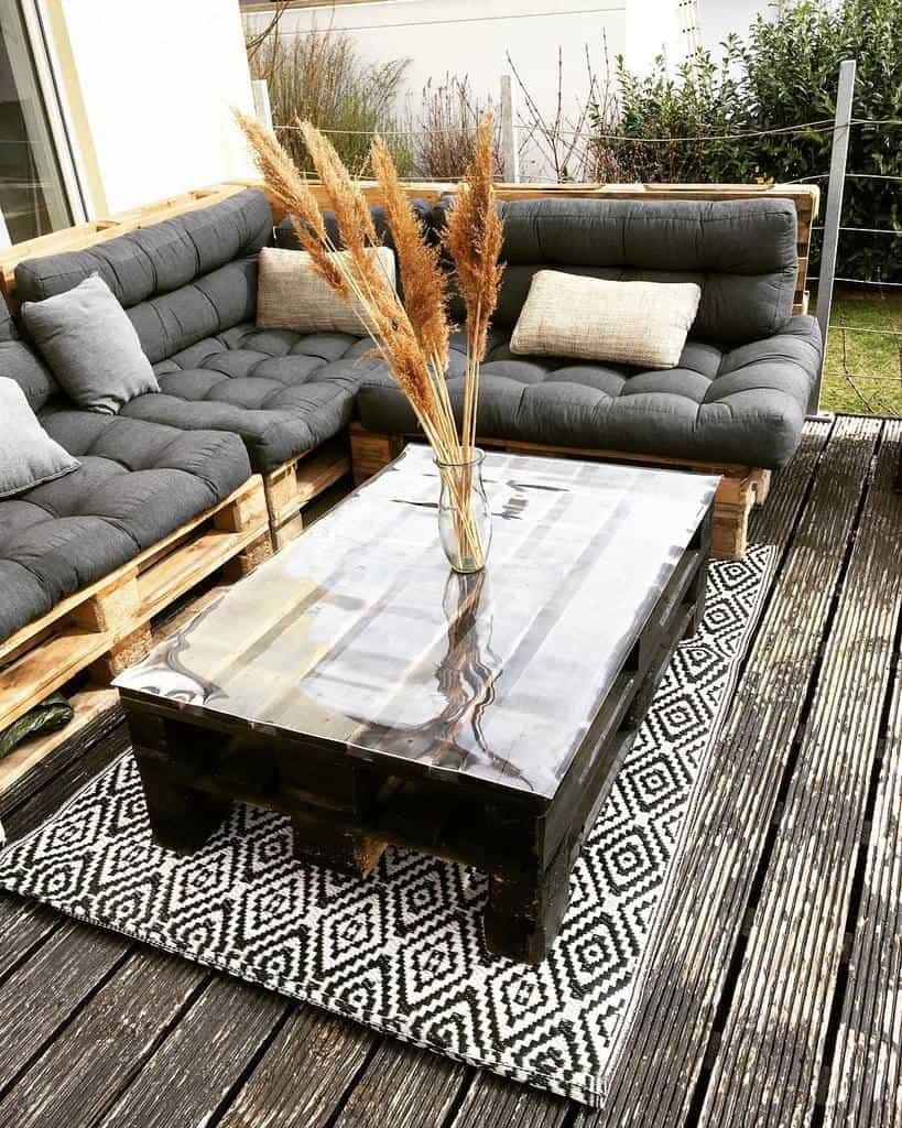 DIY Pallet Furniture Ideas -feliii_stina