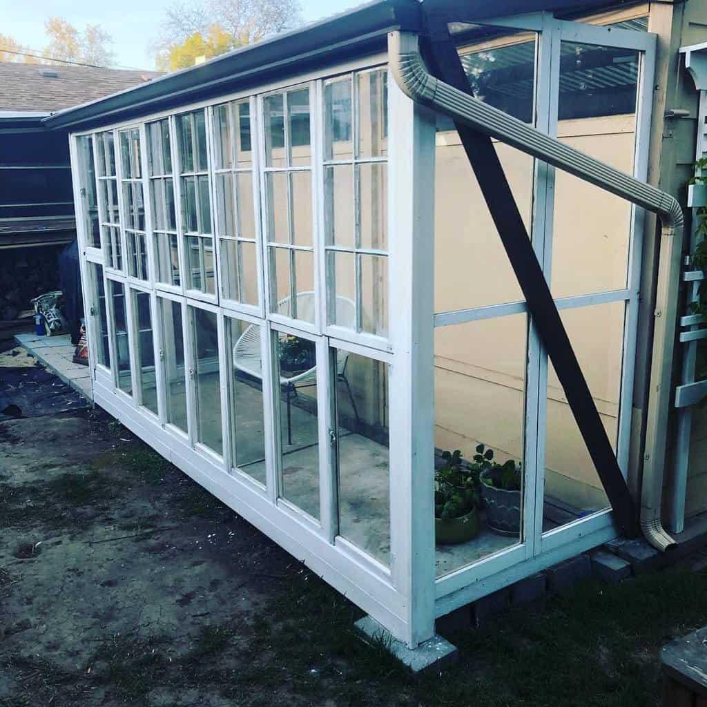 Greenhouse Old Window Ideas -sargeants_metal_works
