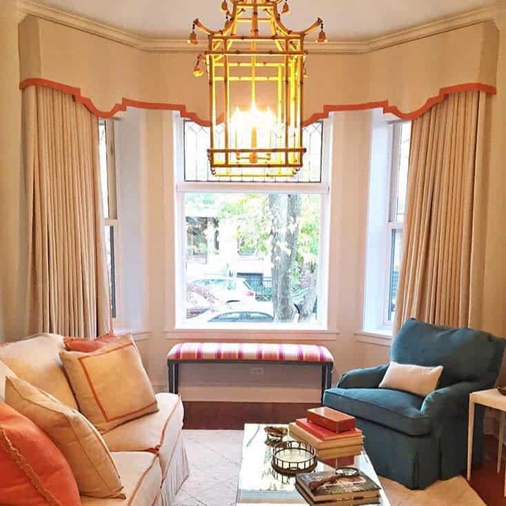 Living Area Bay Window Ideas -urbanworkroom