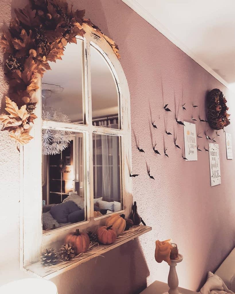 Mirror Old Window Ideas -homemadebycoco