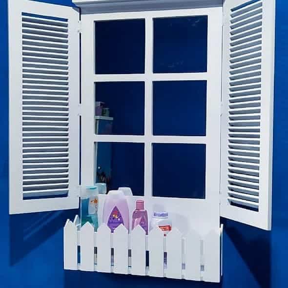 Mirror Old Window Ideas -ilalang_gu