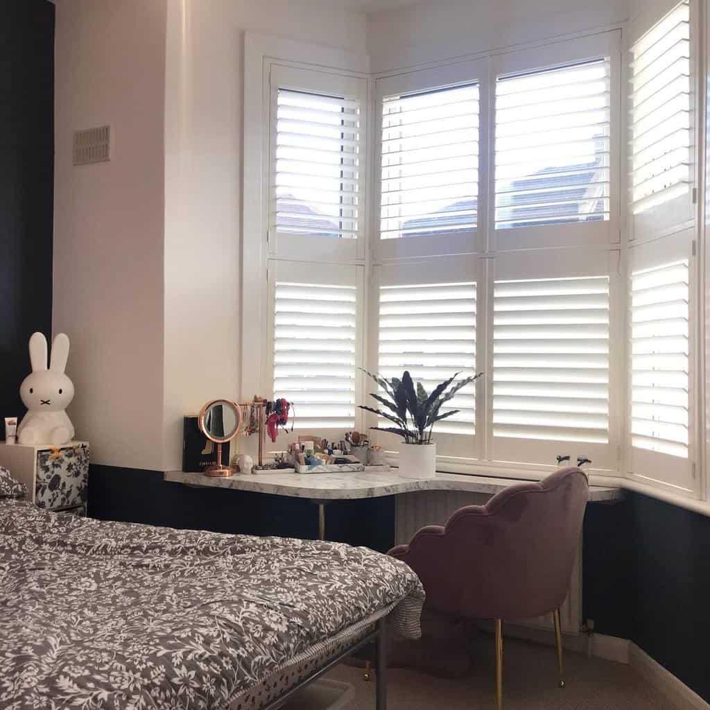 Modern Bay Window Ideas -_benflower