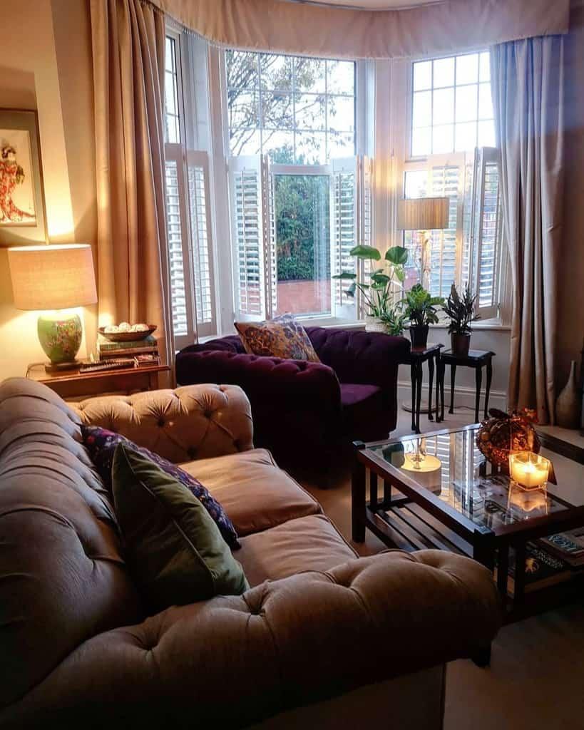 Modern Bay Window Ideas -marie_antoinette57