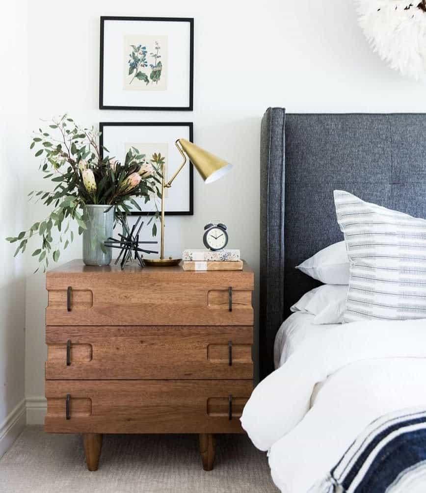 Nightstand Pallet Furniture Ideas -scandi.style.decor