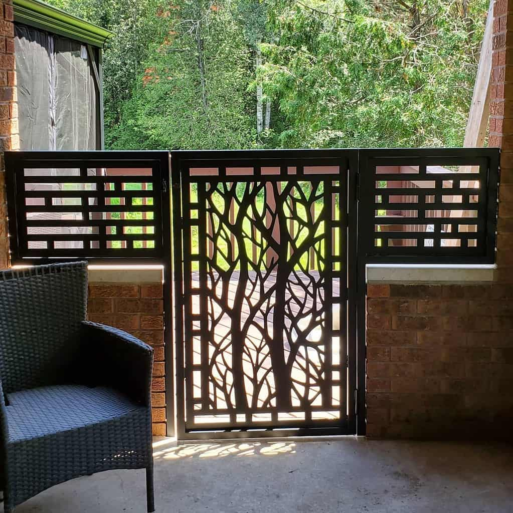 Patio Outdoor Privacy Screen Ideas -officialfullmetalfab