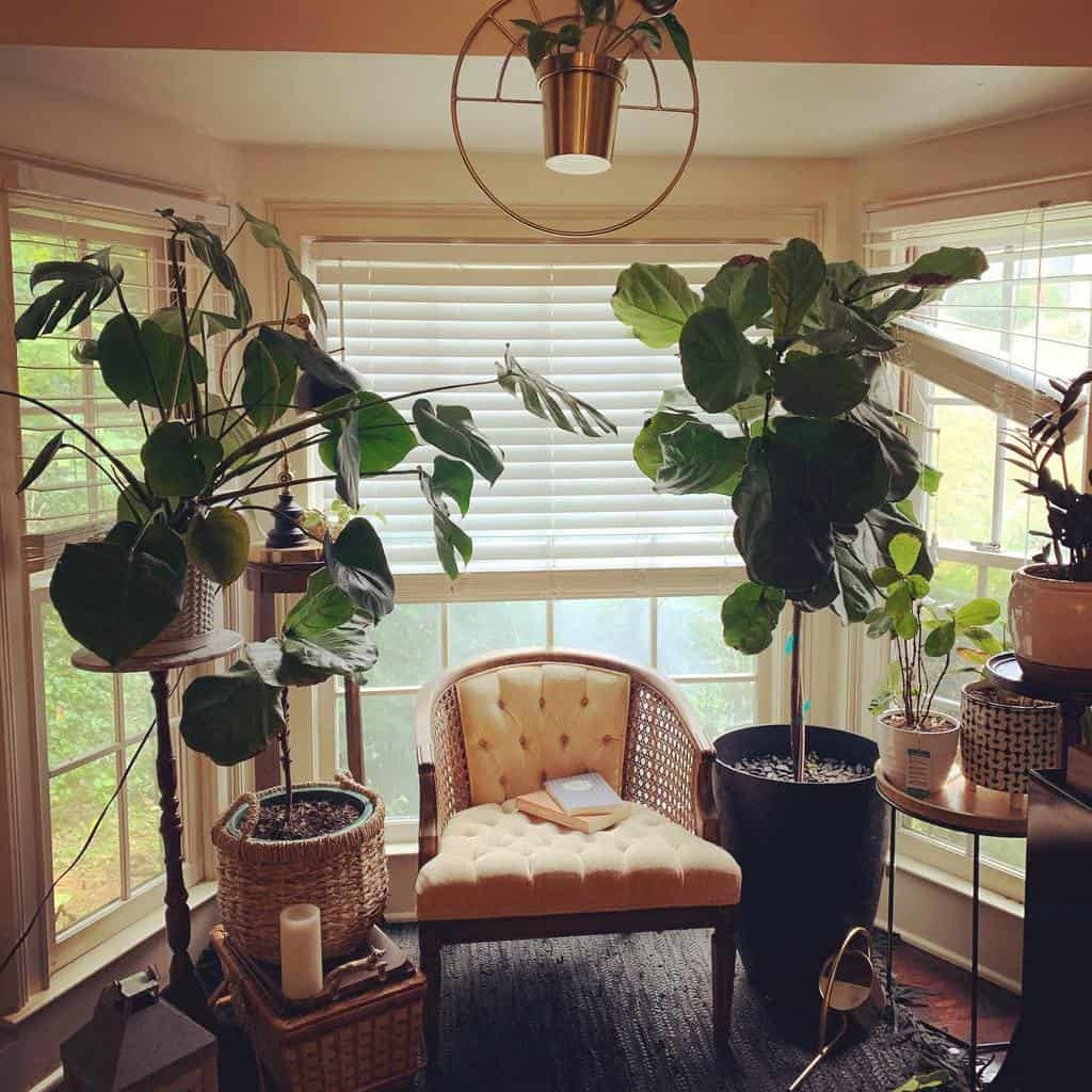 Reading Nook Bay Window Ideas -meammeammeam