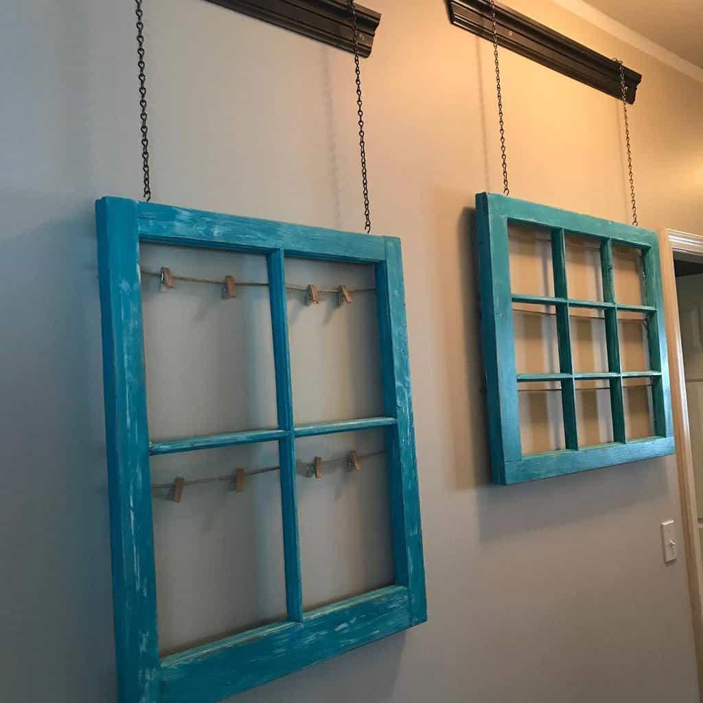 Shabby Chic Old Window Ideas -cailinkovacs