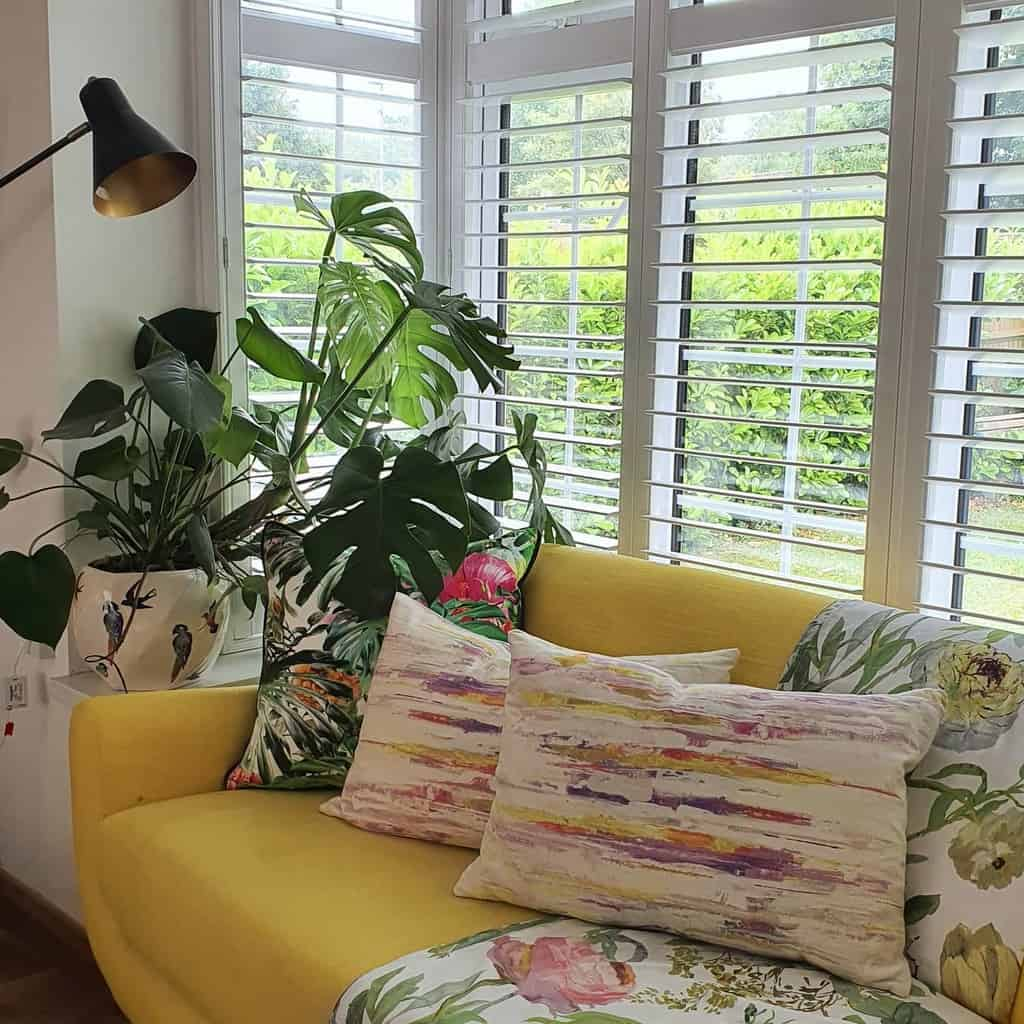 Shutters Bay Window Ideas -juliusinteriors