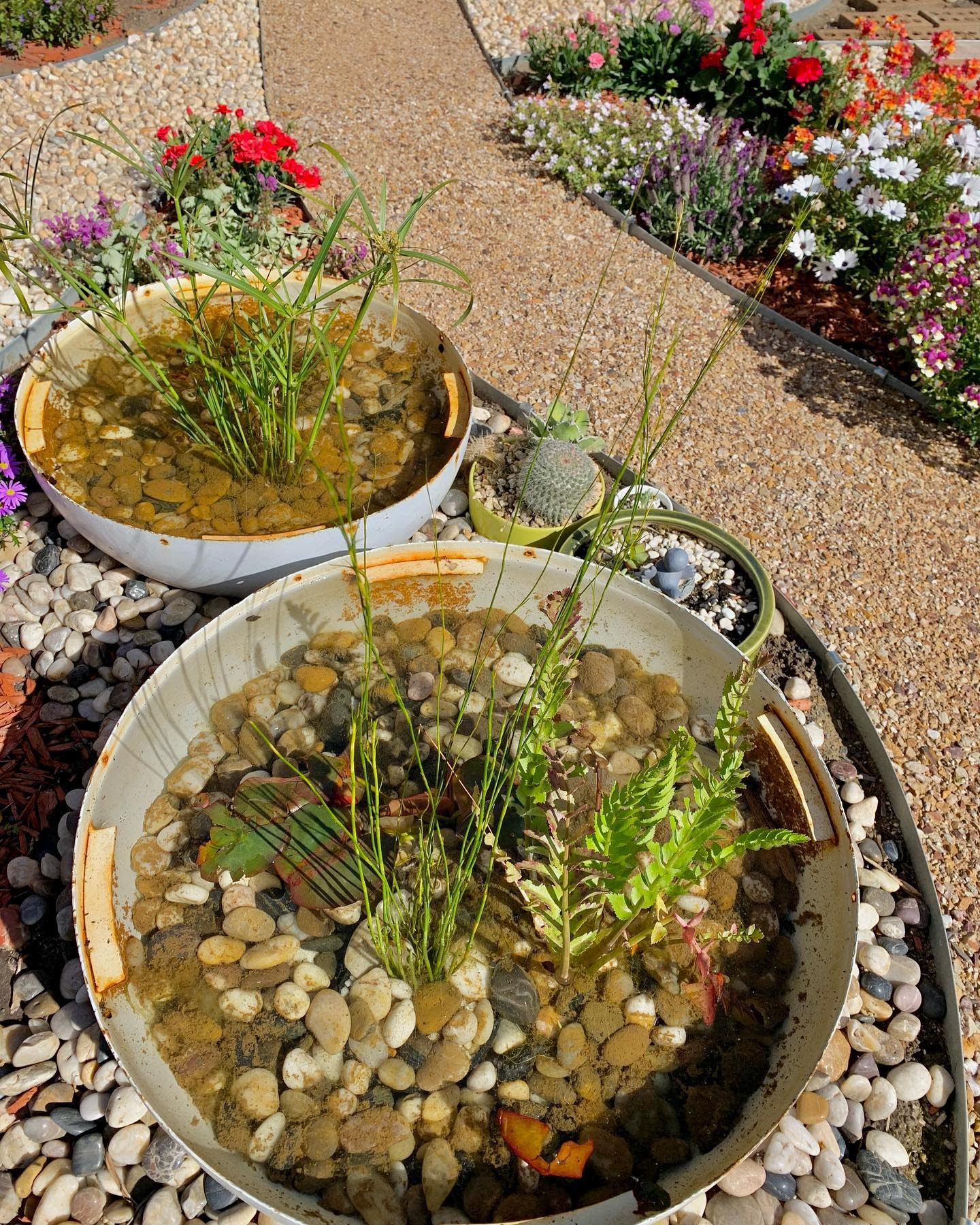 DIY Simple Landscaping Ideas 2 -thejuditshome