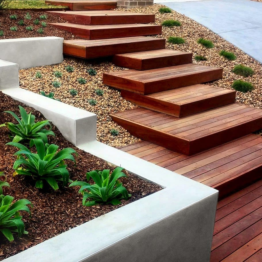 Design Simple Landscaping Ideas -epochal_designs