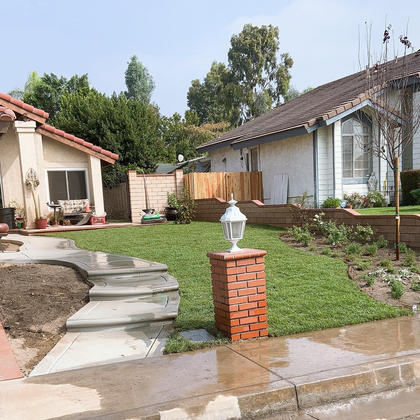 Front Yard Simple Landscaping Ideas -lopez.landscape