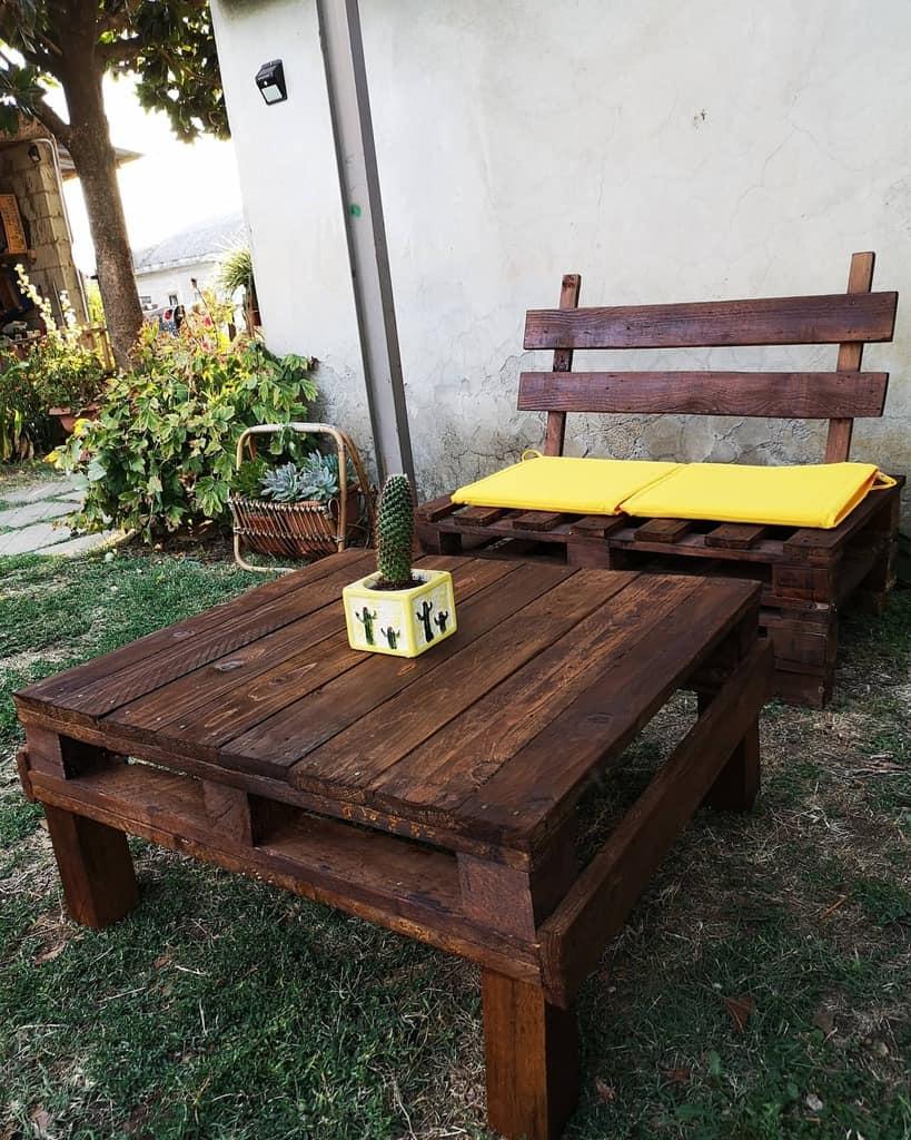 Table Pallet Furniture Ideas -giavin111