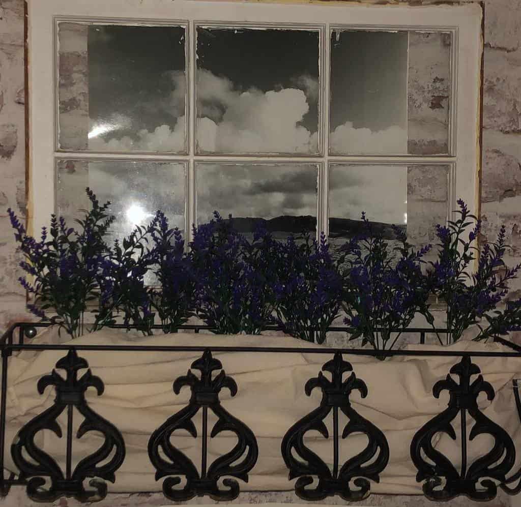 Wall Old Window Ideas -kissmekate1965