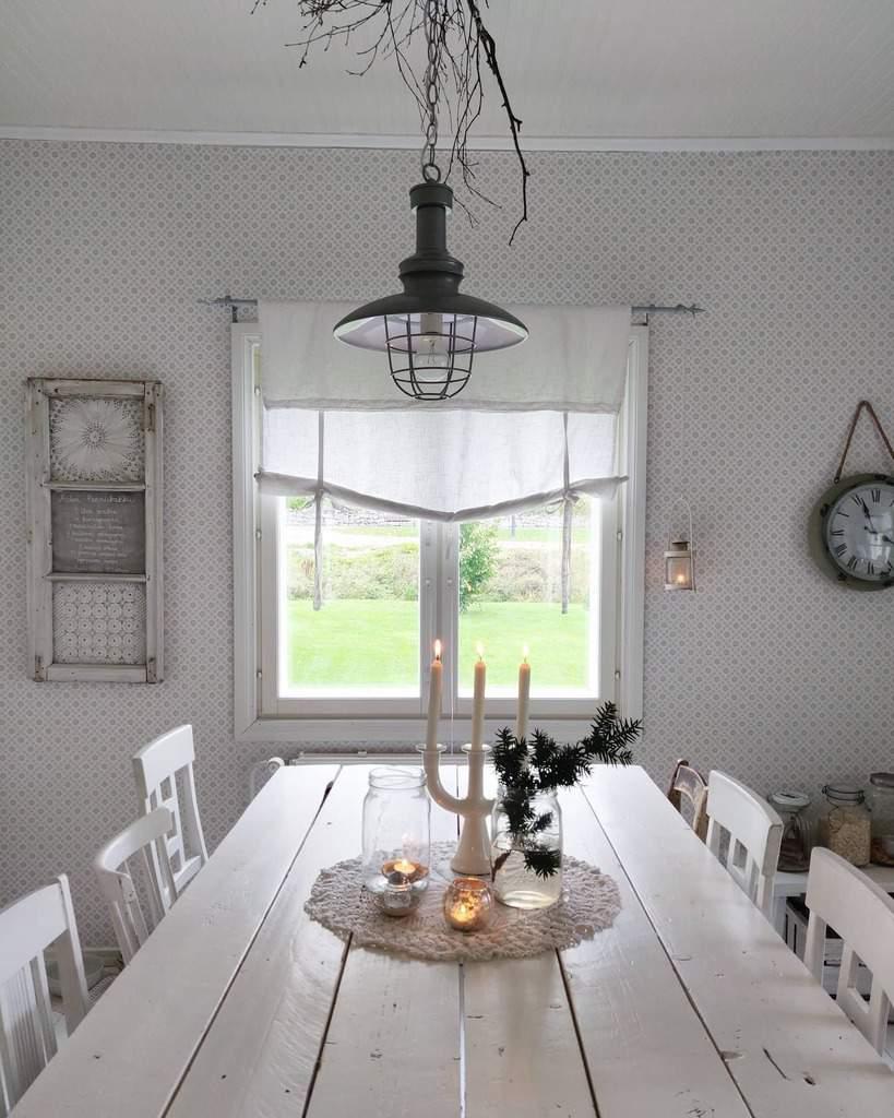 Wall Old Window Ideas -villakanttorila