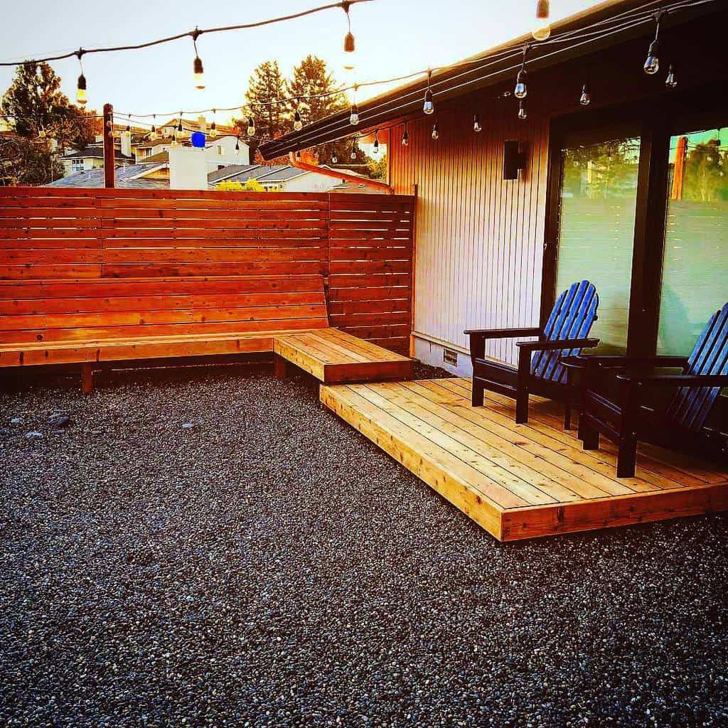 Wood Outdoor Privacy Screen Ideas -machtingerlandscaping