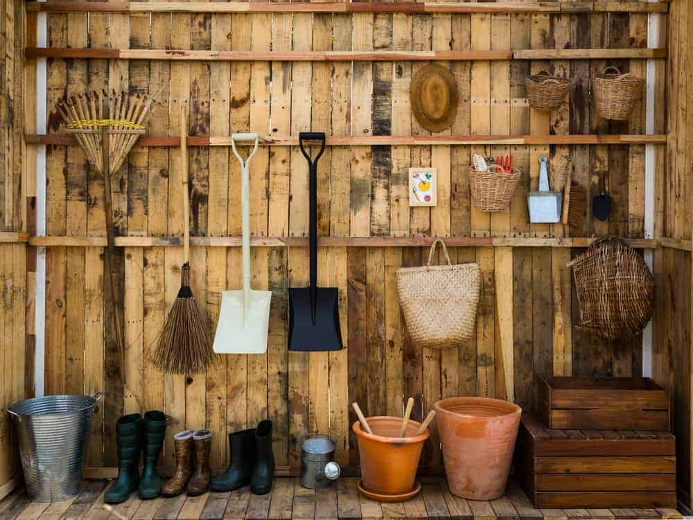 The Top 50 Shed Storage Ideas