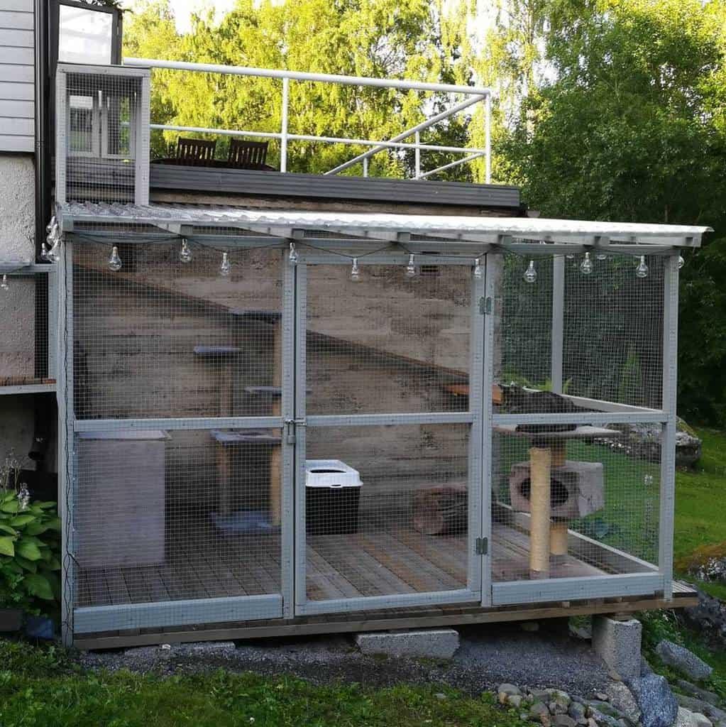 Backyard Catio Ideas -lintula.matti