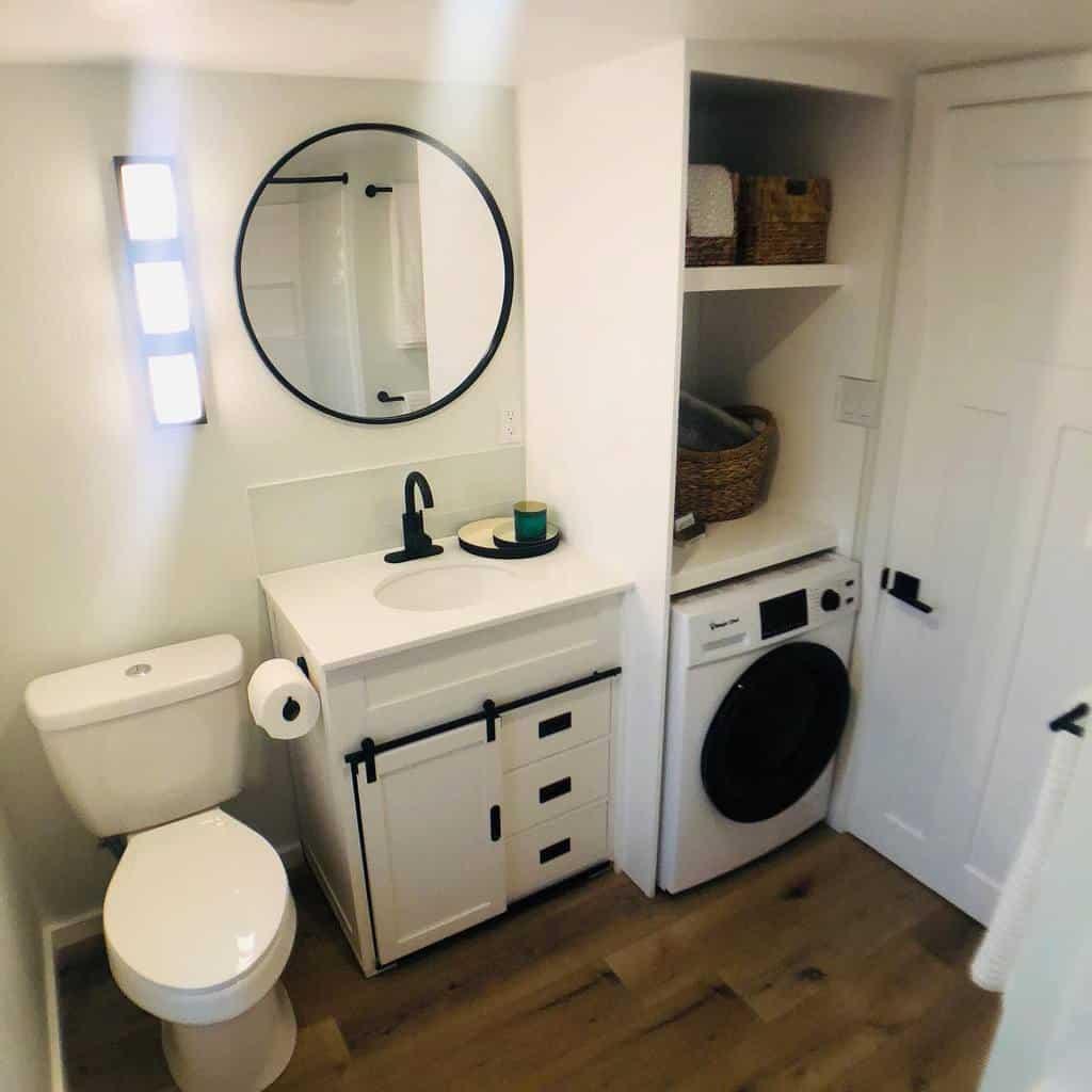 Bathroom Tiny House Ideas -lifescapebuilders