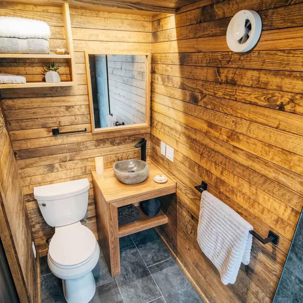 Bathroom Tiny House Ideas -windrivertinyhomes