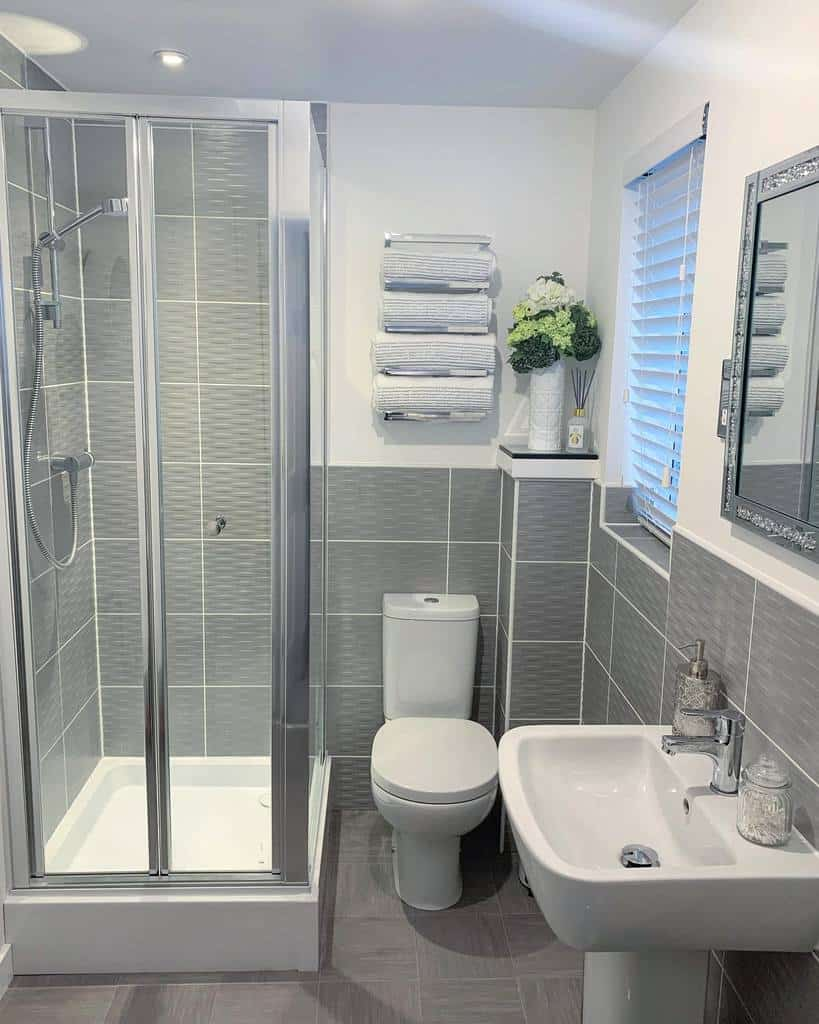 Bathroom Towel Holder Over The Toilet Storage Ideas -life_at_29