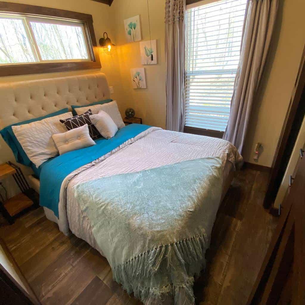 Bedroom Tiny House Ideas -serenitybythefalls