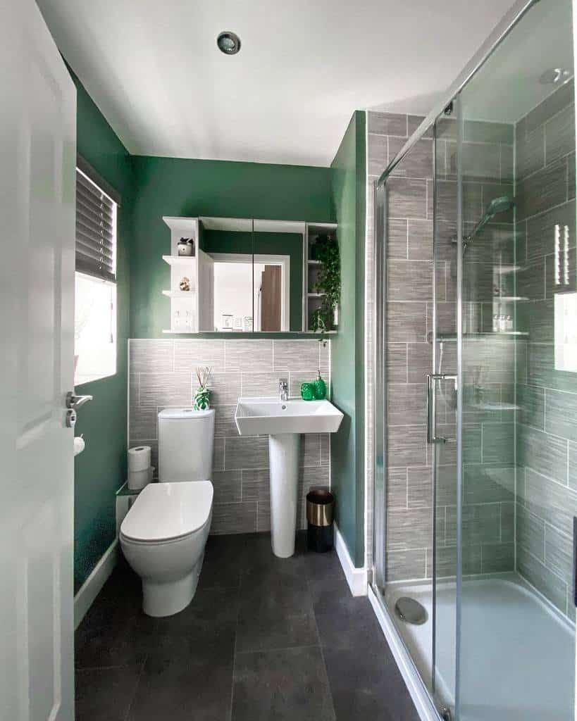 Cabinet Over The Toilet Storage Ideas -lydias_layton_life