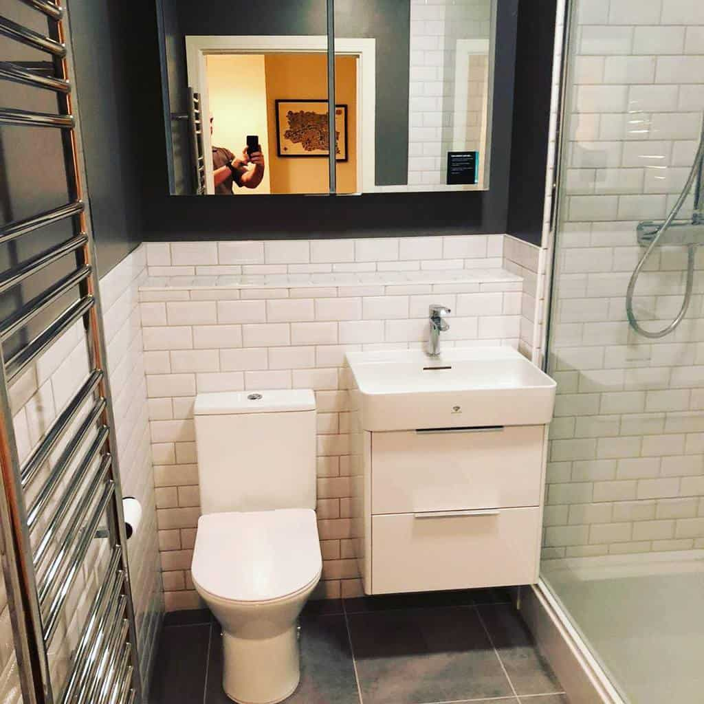 Cabinet Over The Toilet Storage Ideas -thebromleybathroomcompany