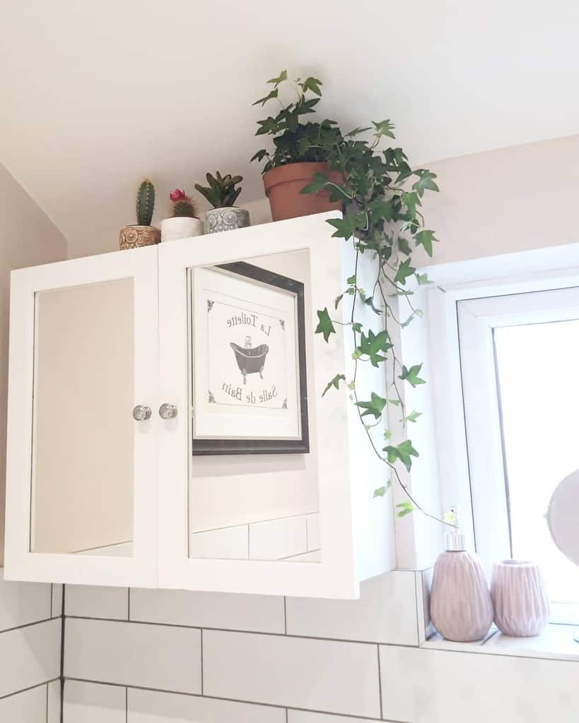 Cabinet Over The Toilet Storage Ideas -thehouseofkhaos