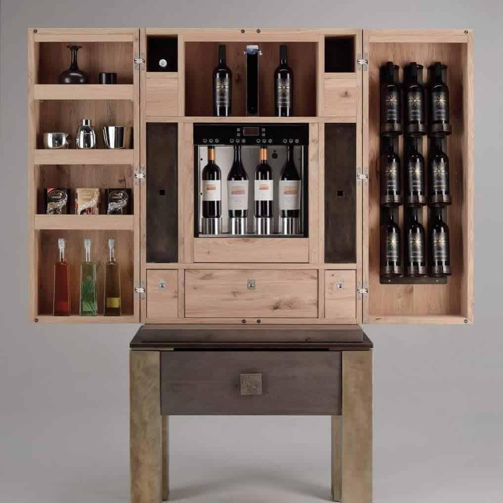 Cabinet Wine Rack Ideas -wineemotion.ca