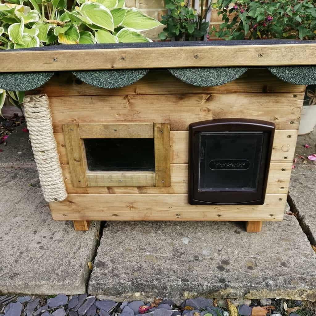 Cat House Catio Ideas -grandadsworkshop111