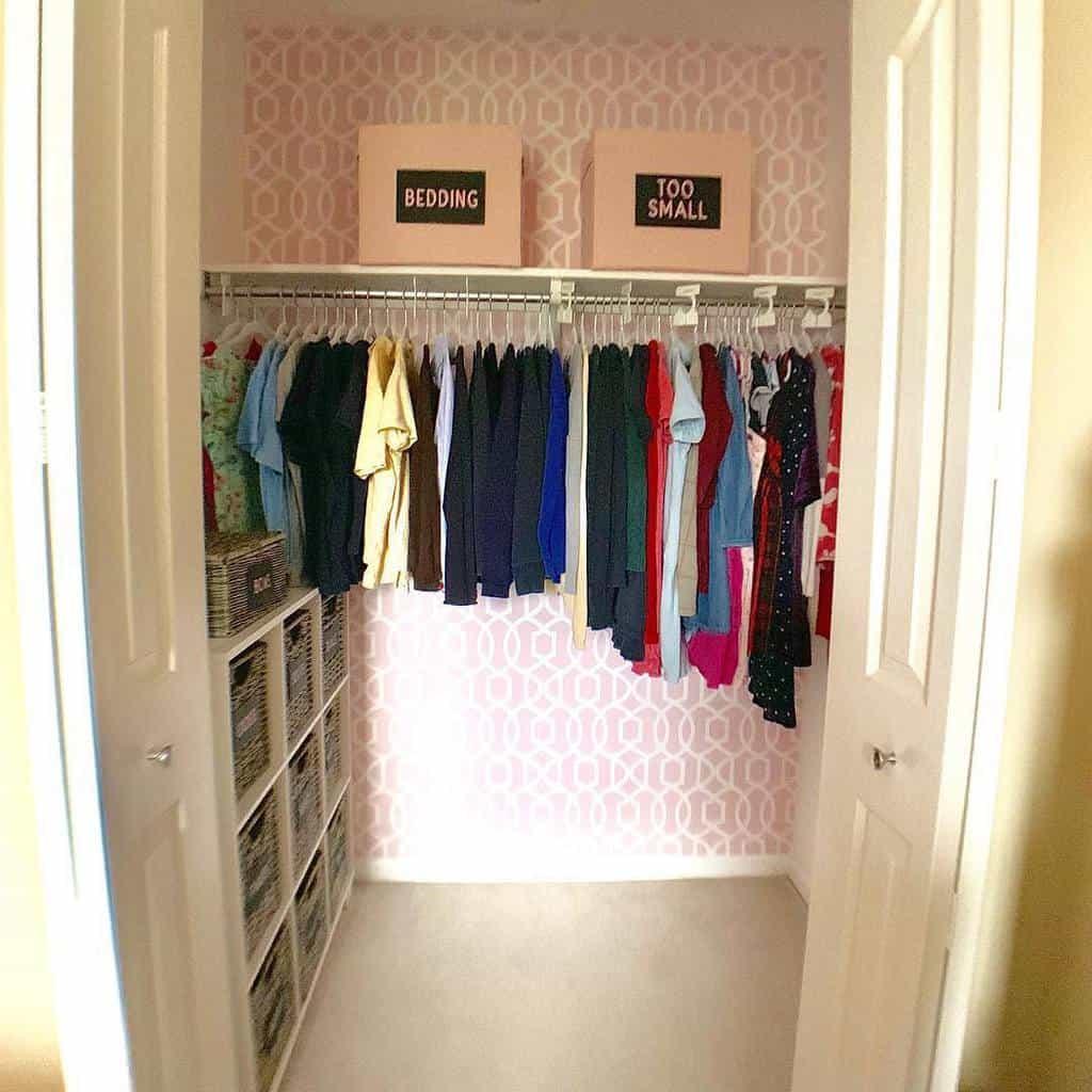 Children Clothes Storage Ideas -gracethisspaceinteriors