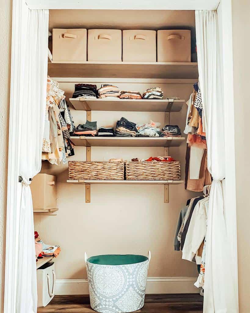 Children Clothes Storage Ideas -heather_lee_groulx