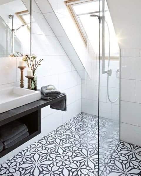 Corner Doorless Walk In Shower Ideas