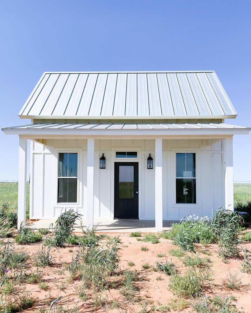 Cottage Small House Ideas -ourprairiefarmhouseblog