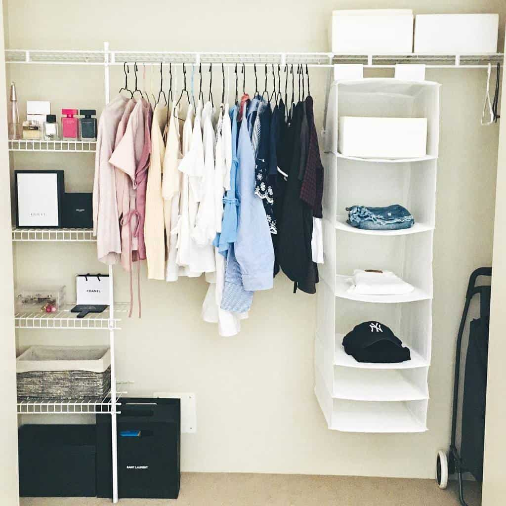 DIY Clothes Storage Ideas -_iniisaaworld