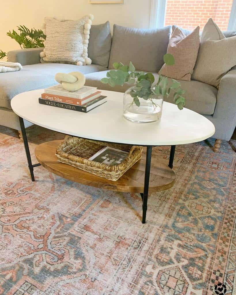 DIY Coffee Table Ideas -areaimpressions