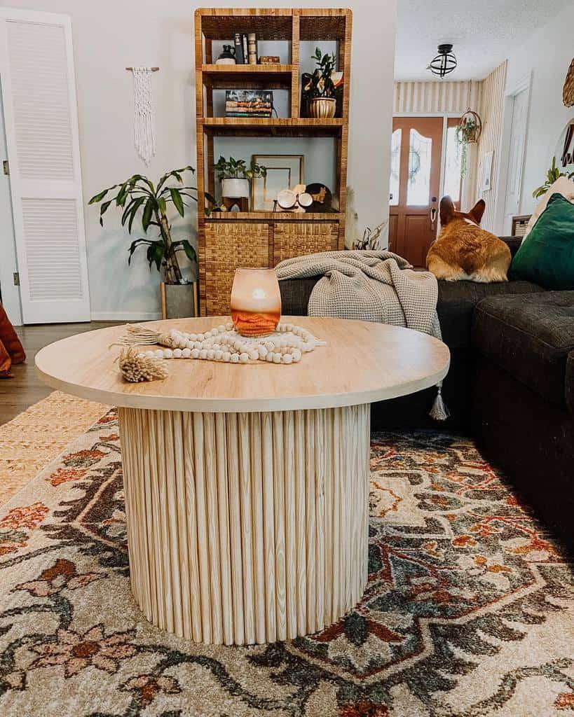 DIY Coffee Table Ideas -baker.blooms