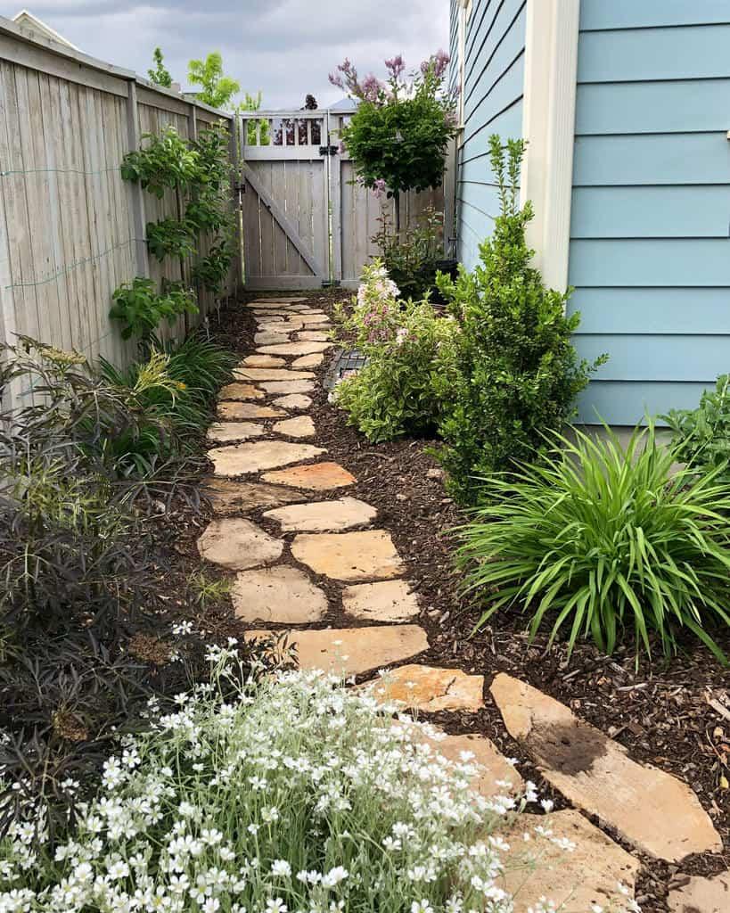 DIY Side Yard Ideas -freshvision.home