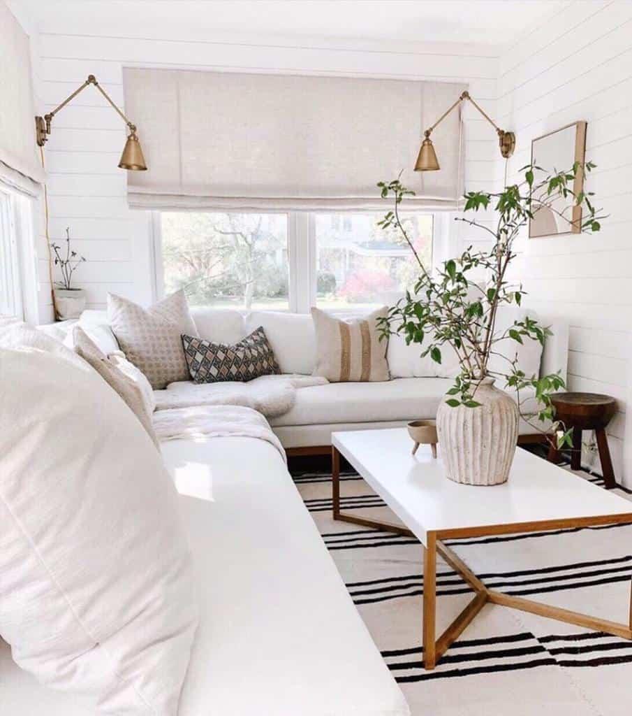 Decor Coffee Table Ideas -seacoast_abode