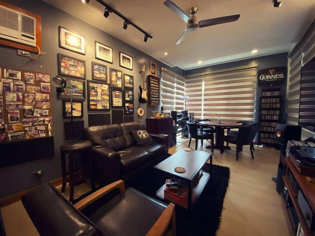 Decor Music Room Ideas -cdvinylcollector
